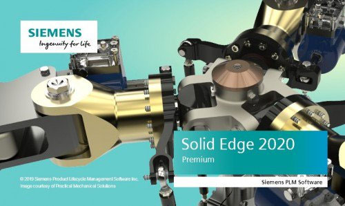 正版Solid Edge软件